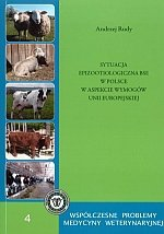 Sytuacja epizootiologiczna BSE w Polsce w aspekcie wymogów Unii Europejskiej