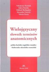 Wielojęzyczny słownik terminów anatomicznych