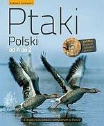 Ptaki Polski od A do Ż + CD
