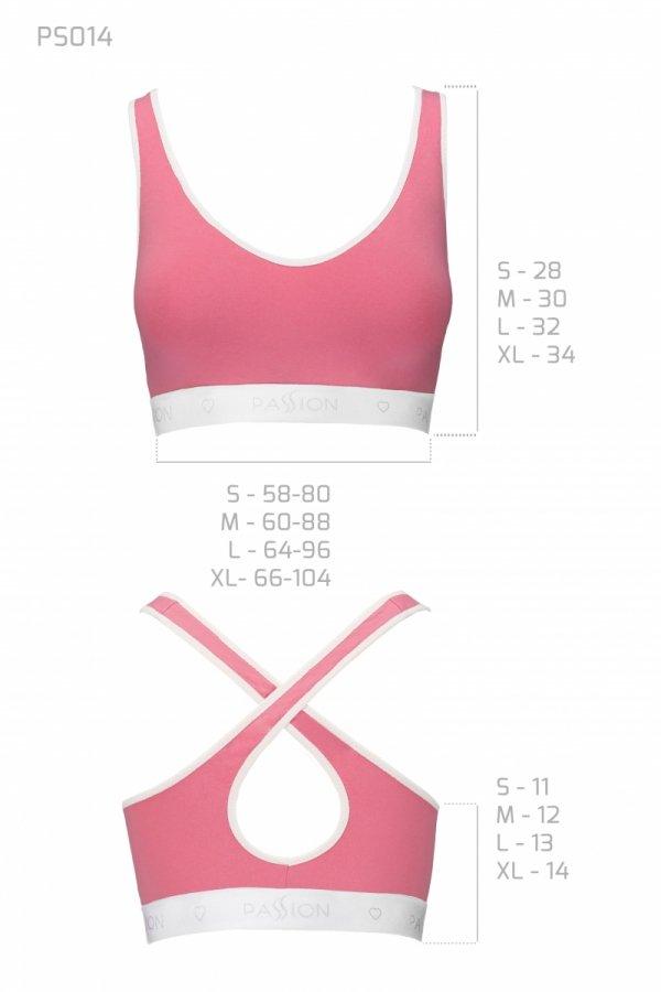 PS014 TOP pink