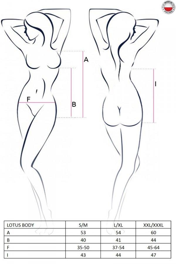 LOTUS BODY kremowe body