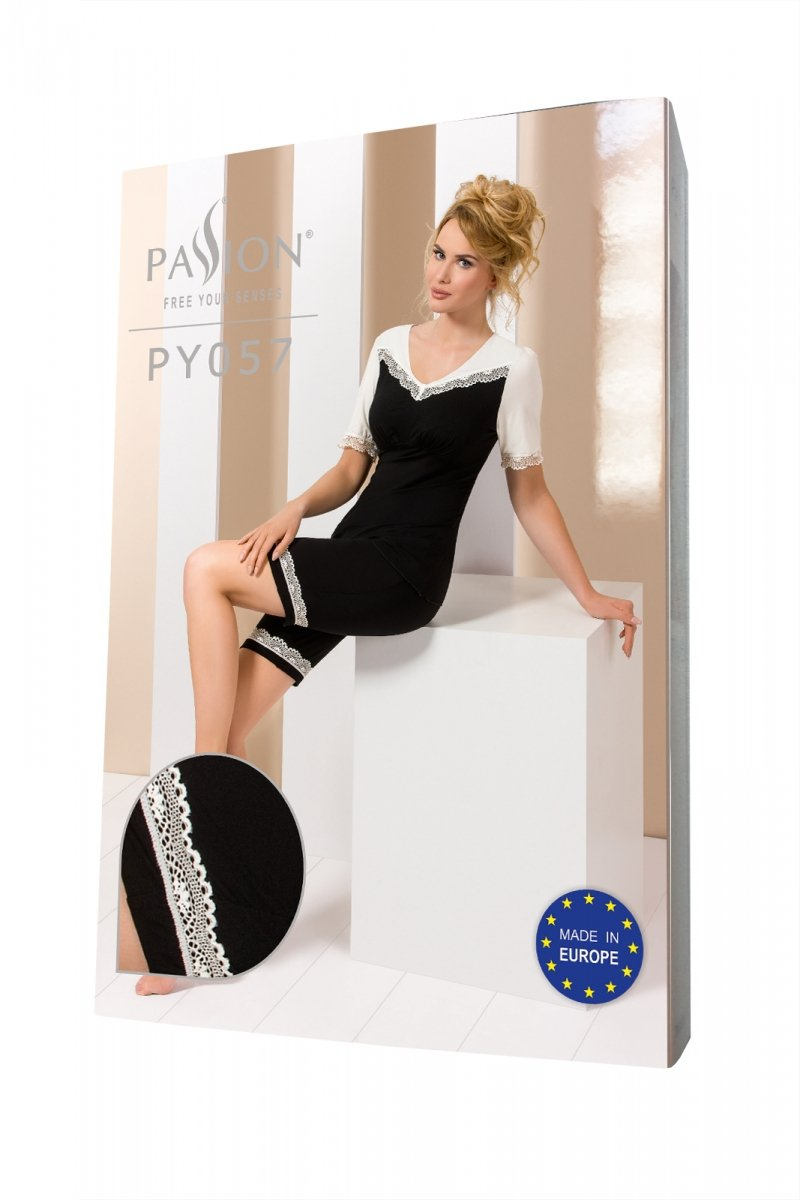 PY057 piżama damska