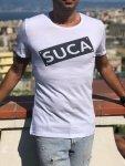 T shirt Uomo - Suca - Divertente