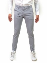 Pantaloni - Uomo - Grigi
