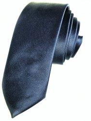 Cravatta - Uomo - Blu -