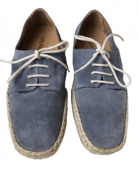 Scarpe azzurre - Made in Italy - Scarpa Elan - Gogolfun.it