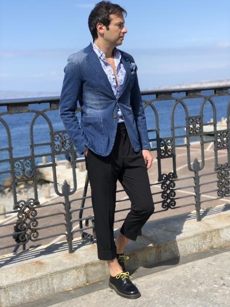 Paul Miranda - Abbigliamento uomo reggio calabria - Giacca uomo - Gogolfun.it