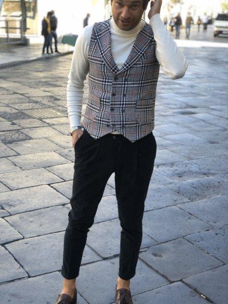 Pantaloni neri, paul miranda - Gogolfun.it