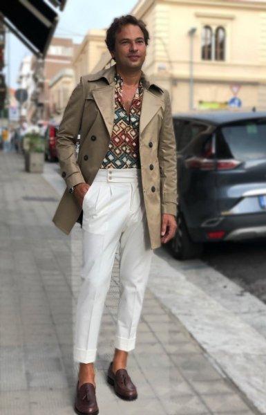 Trench impermeabile beige - Vestiti online - Abbigliamento reggio calabria - Gogolfun.it