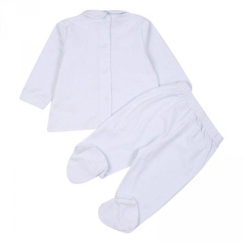 Completino neonato - celeste - Nanan
