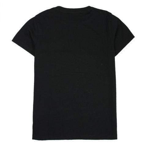 T-shirt nera bambina - Diesel