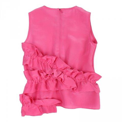 Camicia bambina, rosa