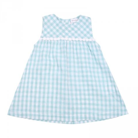 Abito neonata azzurro - Kids Company - Abbigliamento bambini online - Gogolfun.it