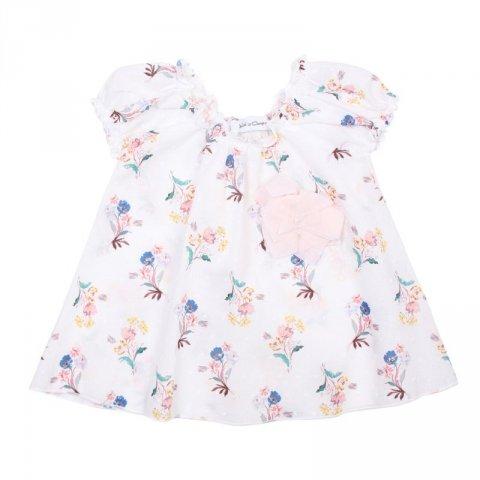 Abito fantasia fiori neonata - Kids Company - Abbigliamento bambini online - Gogolfun.it
