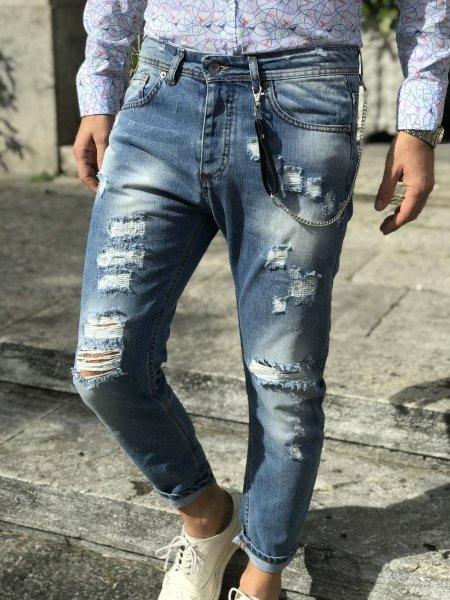 Jeans uomo - Jeans online - Abbigliamento uomo Reggio Calabria - Gogolfun.it