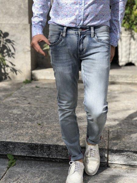 Jeans skinny, Key jey - Abbigliamento uomo gogolfun.it