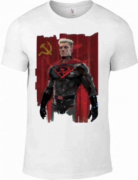 T-shirt uomo - Ivan Drago - Magliette Gogolfun.it