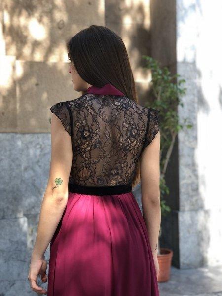 Vestiti donna  - Abito elegante lungo - Reggio Calabria -Gogolfun.it