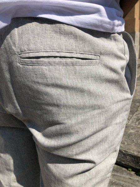 Paul Miranda - Pantaloni in lino - Abbigliamento uomo - Gogolfun.it