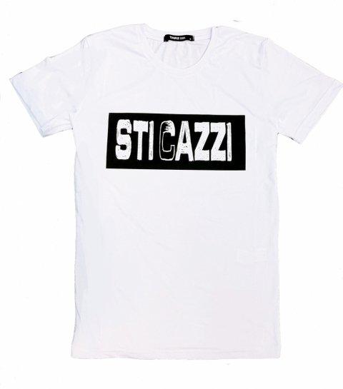 T shirt donna Sti cazzi - Maglietta donna divertente - T shirt online - Gogolfun.it