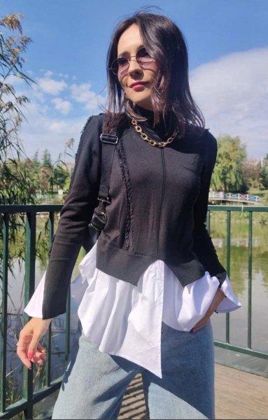 Maglioncino donna