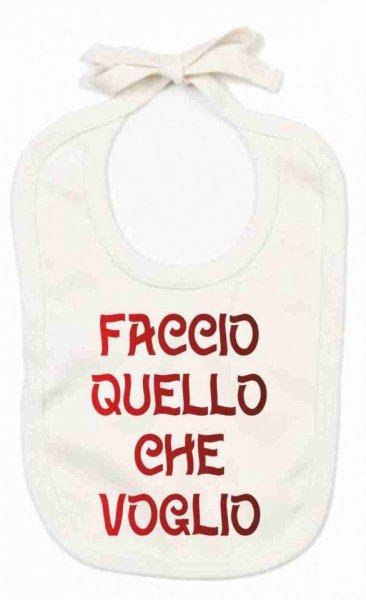 Bavaglino - Neonato - Simpatico - Gogolfun.it