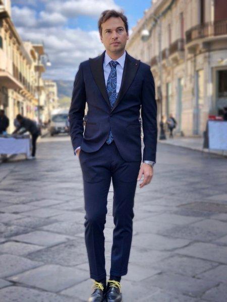 Smoking uomo - Abito elegante uomo - Reggio Calabria - Gogolfun