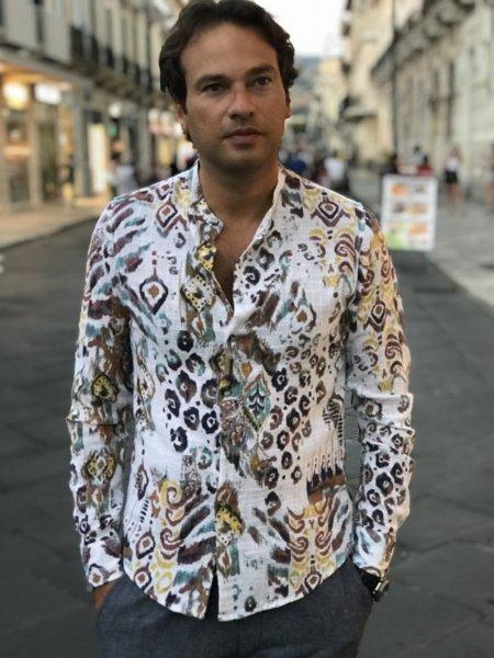 Camicie slim - Coreana - Gogolfun.it