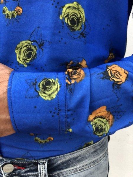 Camicia particolare - Camicie a fiori - Gogolfun.it