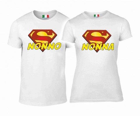 T shirt nonna, nonno - Mezza Manica - Magliette divertenti Gogolfun.it