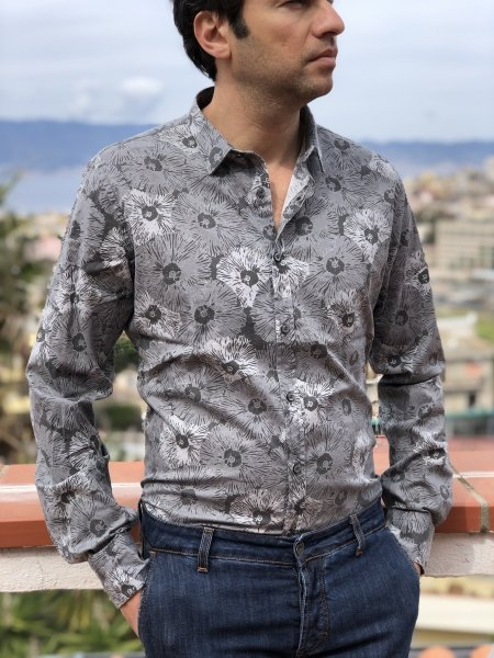 Paul Miranda - Camicie classiche - Collo Italiano - Gogolfun.it