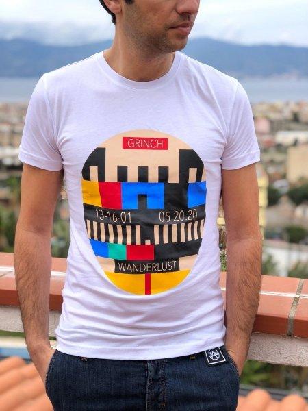 T shirt - Vintage - Particolare - Gogolfun.it