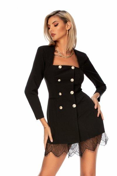 Vestito blazer - Corto - Elegante