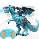 Dinozaur Smok RC  + dźwięki