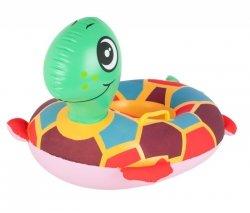 Materac dmuchany pontonik dla dzieci żółw