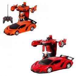 Samochód RC Autobot Transoformers 2w1 1:20 27Mhz