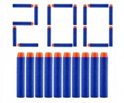 Strzałki do wyrzutni NERF 200sztuk