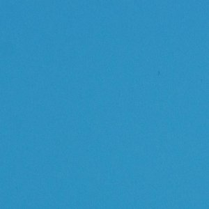 Folia odcinek matowa gładka błękitna 1,52x0,1m