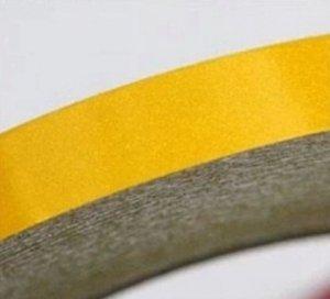 Taśma konturowa żółta 0,015x45,7m