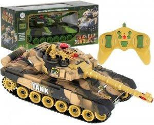 Czołg RC War Tank 9993 2.4 GHz pustynny