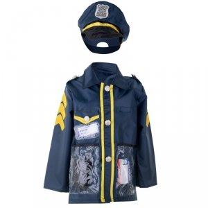 Kostium strój karnawałowy policjant