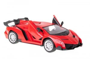 Samochód RC Winner Racing 3 Lamborghini czerwone