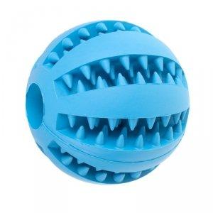 Zabawka dla psa kula gryzak silikonowa 7cm