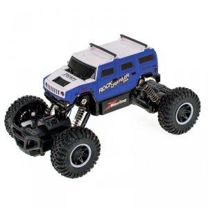 Samochód RC Rock Crawler Hummer 1:20 4WD niebieski
