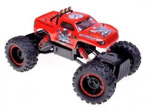 Samochód RC NQD ROCK CRAWLER KING 1:12 USB czerwon