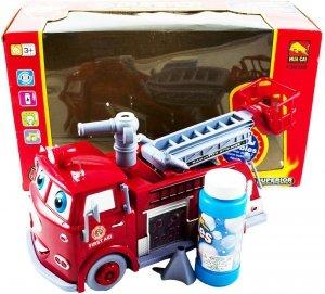 Straż pożarna Bańkowy wóz Bańkowóz
