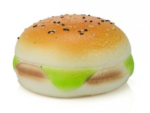 Gniotek antystresowy SQUISHY JUMBO burger 10cm