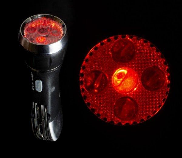 Niezbędnik kierowcy Multitool 8w1 + latarka