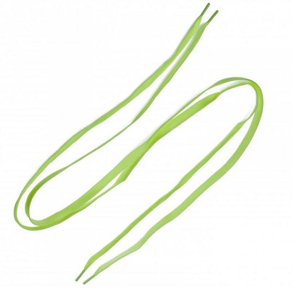 Sznurówki Sznurowadła zielone para
