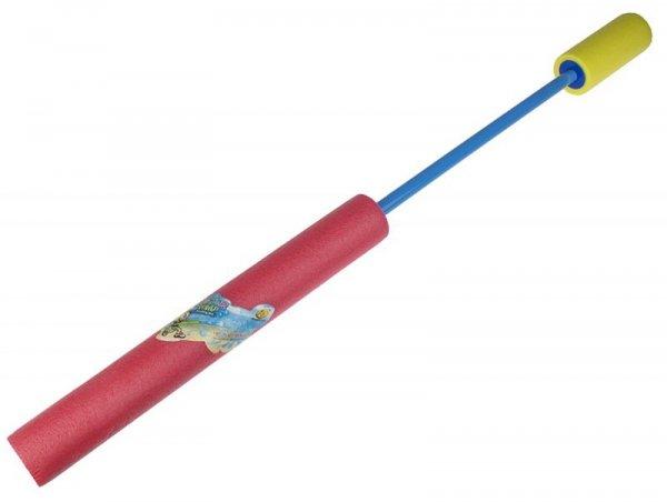 Strzykawka Sikawka piankowa na wodę tuba 50cm